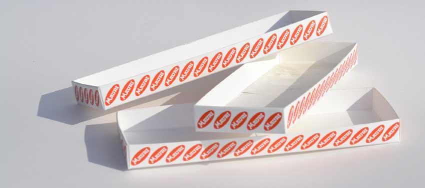 Scatoline personalizzate per alimenti