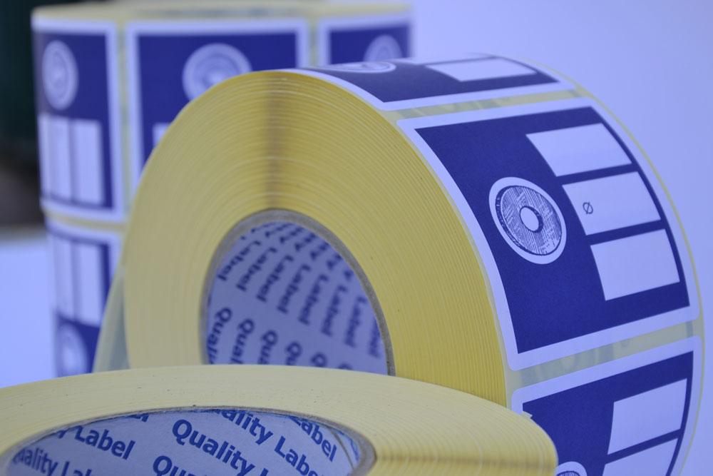 Stampa etichette settore logistica